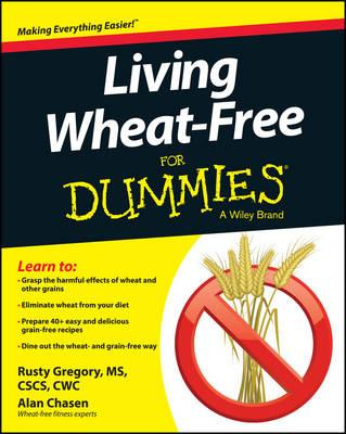 Living Wheat-Free For Dummies (BOK)