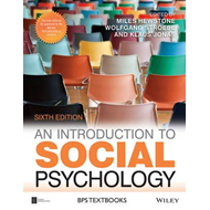 Introduction to Social Psychology (BOK)