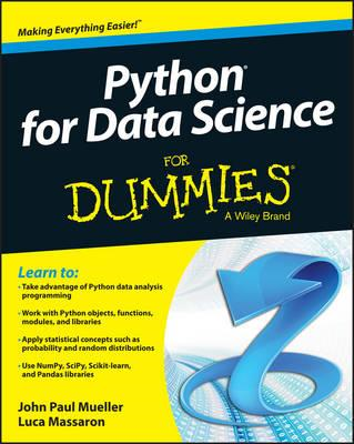 Python for Data Science For Dummies (BOK)