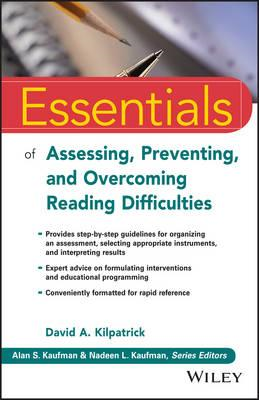 Essentials of Assessing, Preventing, and Overcoming Reading (BOK)