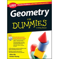 1,001 Geometry Practice Problems For Dummies (BOK)