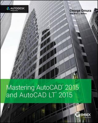 Mastering AutoCAD 2015 and AutoCAD LT 2015 (BOK)