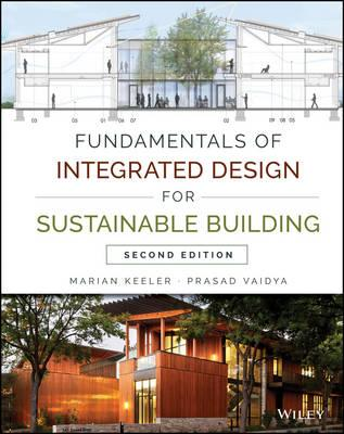 Fundamentals of Integrated Design for Sustainable Building, (BOK)