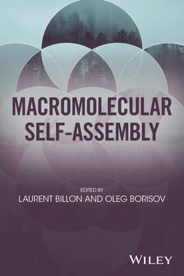 Macromolecular Self-Assembly (BOK)