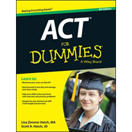 Act For Dummies (BOK)