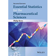 Essential Statistics for the Pharmaceutical Sciences (BOK)