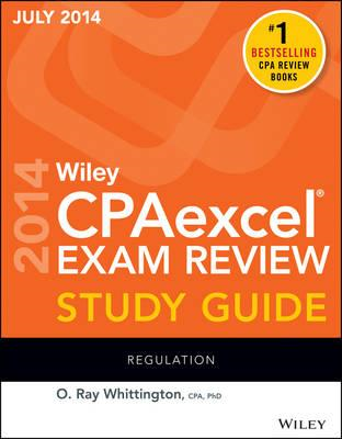 Wiley CPA Excel Exam Review Spring 2014 Study Guide: Regulation (BOK)
