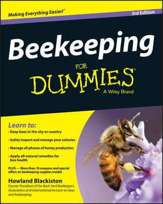 Beekeeping For Dummies (BOK)