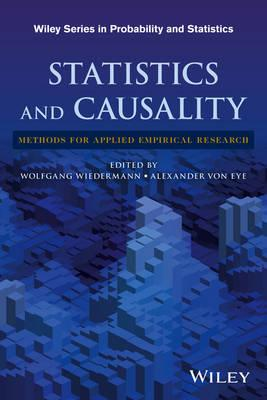 Statistics and Causality (BOK)