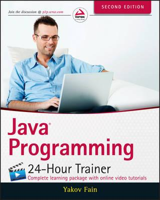 Java Programming 24-Hour Trainer (BOK)