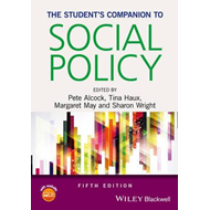 Student's Companion to Social Policy (BOK)