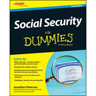 Social Security For Dummies (BOK)