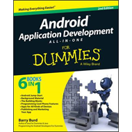 Android App Development All-In-One for Dummies, 2nd Edition (BOK)