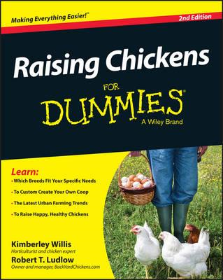 Raising Chickens For Dummies (BOK)