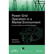 Power Grid Operation in a Market Environment: Economic Effic (BOK)