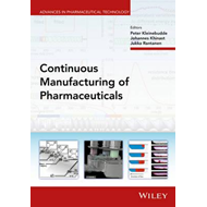 Continuous Manufacturing of Pharmaceuticals (BOK)