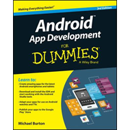 Android App Development for Dummies, 3rd Edition (BOK)