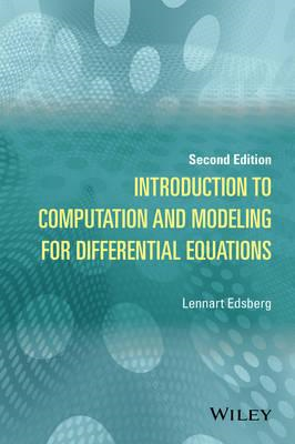 Introduction to Computation and Modeling for Differential Eq (BOK)