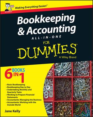 Bookkeeping & Accounting All-in-One For Dummies (BOK)