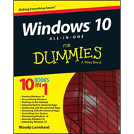 Windows 10 All-in-One for Dummies (BOK)