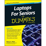 Laptops For Seniors For Dummies (BOK)