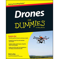 Drones for Dummies (BOK)