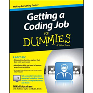 Getting a Coding Job for Dummies (BOK)