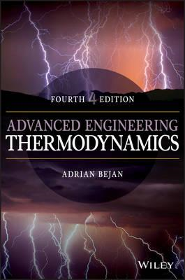 Advanced Engineering Thermodynamics (BOK)