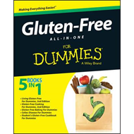 Gluten-free All-In-One for Dummies (BOK)