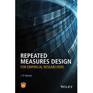 Repeated Measures Design for Empirical Researchers (BOK)