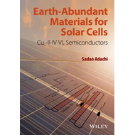Earth-Abundant Materials for Solar Cells (BOK)