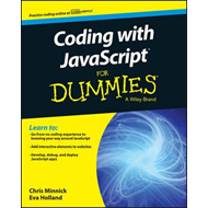 Coding with JavaScript For Dummies (BOK)