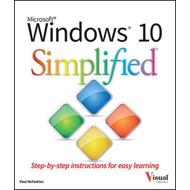 Windows 10 Simplified (BOK)