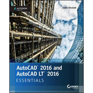 AutoCAD 2016 and AutoCAD LT 2016 Essentials (BOK)