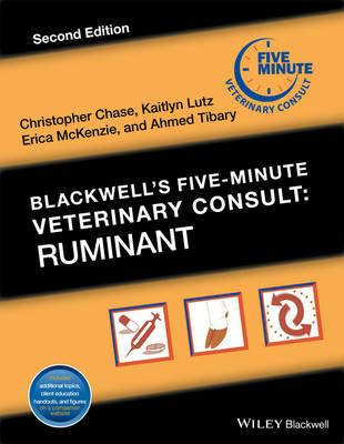 Blackwell's Five-Minute Veterinary Consult: Ruminant (BOK)