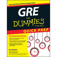 GRE For Dummies (BOK)