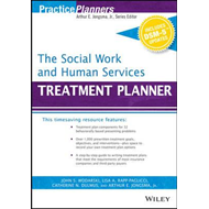Social Work and Human Services Treatment Planner, with Dsm 5 (BOK)