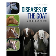 Diseases of the Goat, 4E (BOK)