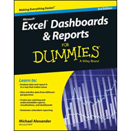 Excel Dashboards and Reports For Dummies (BOK)