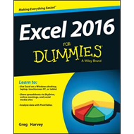 Excel 2016 For Dummies (BOK)