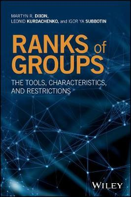 Ranks of Groups (BOK)