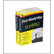 History For Dummies Collection - First World War For Dummies (BOK)