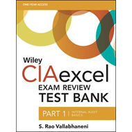 Wiley Ciaexcel Exam Review Test Bank (BOK)