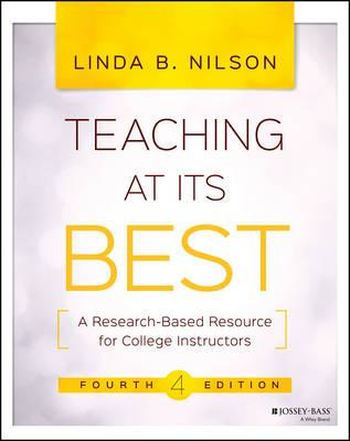 Teaching at Its Best, Fourth Edition (BOK)