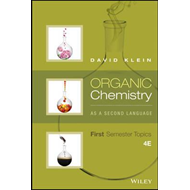 Organic Chemistry As a Second Language: First Semester Topic (BOK)