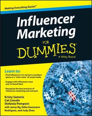 Influencer Marketing for Dummies (BOK)