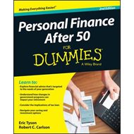Personal Finance After 50 For Dummies (BOK)