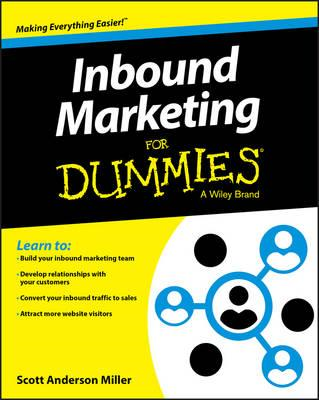 Inbound Marketing For Dummies (BOK)