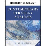 Contemporary Strategy Analysis 9E Text Only (BOK)