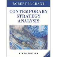 Contemporary Strategy Analysis 9E, Text and Cases  Edition (BOK)